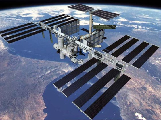 The International Space Station. Source: PBS-NOVA